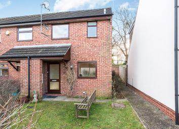 Thumbnail 1 bedroom semi-detached house to rent in Libertus Court, Libertus Road, Cheltenham