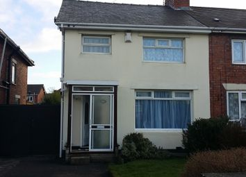 Thumbnail 3 bedroom terraced house to rent in Hawthorne Road, Delves, Delves