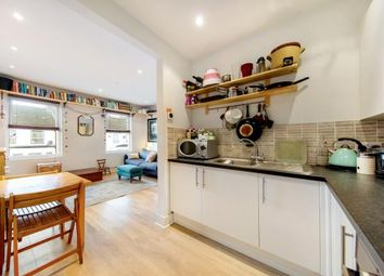 Thumbnail 2 bed flat for sale in Greyhound Road, London