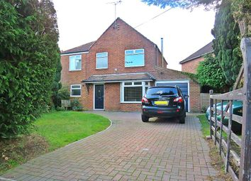 Thumbnail 5 bed detached house for sale in Salisbury Road, Totton, Southampton