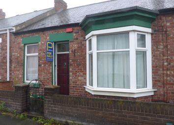 Thumbnail 2 bed terraced house for sale in Rokeby Street, Sunderland