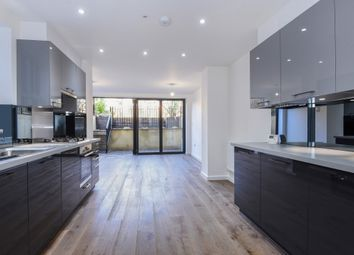 Thumbnail 3 bed flat for sale in King Edward's Road, London