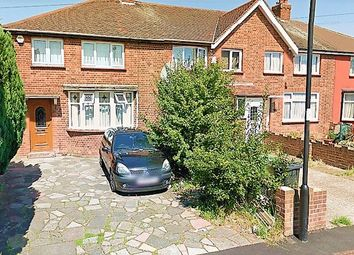 Thumbnail 4 bed terraced house for sale in Mansfield Close, London