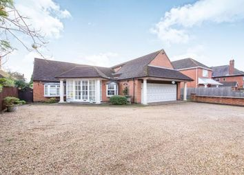 Thumbnail 3 bed bungalow for sale in Hinckley Road, Leicester Forest East, Leicester, Leicestershire