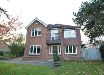 Thumbnail 4 bed detached house to rent in Botley Road, Fair Oak, Eastleigh