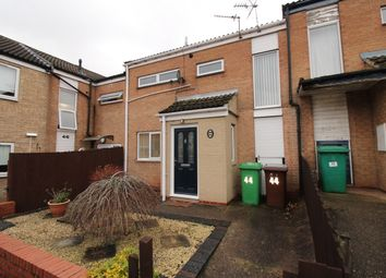 Thumbnail 2 bed terraced house for sale in Bewick Drive, Nottingham