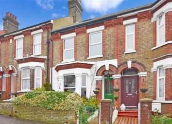 Thumbnail 3 bed terraced house for sale in Nightingale Road, Dover, Kent