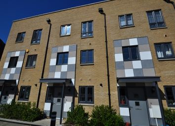 Thumbnail 3 bed town house to rent in Samuel Peto Way, Ashford, Kent