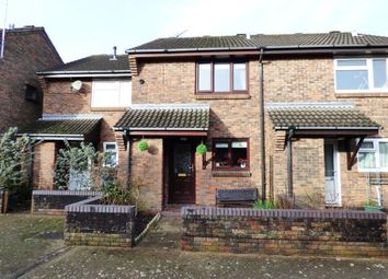 Thumbnail 2 bed terraced house for sale in Leigh Gardens, Wimborne