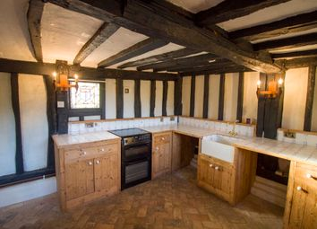 Thumbnail 3 bedroom detached house to rent in Great Henny, Sudbury, Suffolk