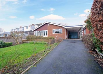 Thumbnail 3 bed bungalow for sale in Church Road, Meole Brace, Shrewsbury