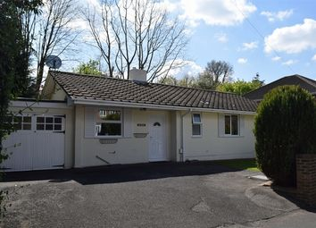 Thumbnail 3 bed detached bungalow for sale in Portesbery Road, Camberley, Surrey
