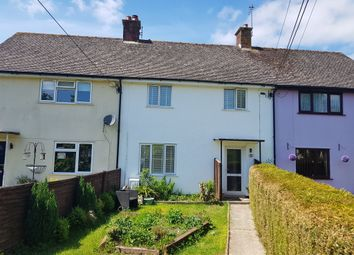 Thumbnail 2 bed terraced house for sale in First Avenue, Millwey, Axminster
