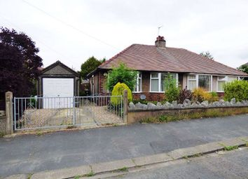 Thumbnail 2 bed semi-detached bungalow for sale in West Drive, Scale Hall, Lancaster