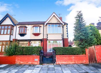 Thumbnail 4 bed semi-detached house for sale in Uppingham Road, Liverpool, Merseyside