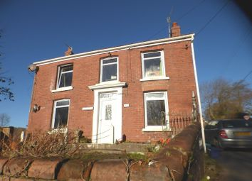 Thumbnail 4 bedroom property for sale in Heol Tredeg, Upper Cwmtwrch, Swansea