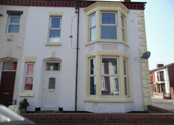 Thumbnail 3 bed flat to rent in Stuart Road, Walton, Liverpool