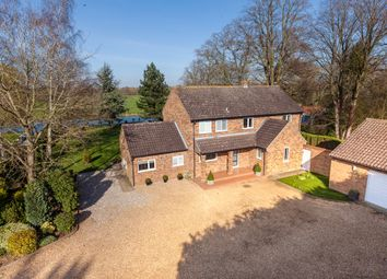 Thumbnail 5 bedroom detached house for sale in River Meadow, Hemingford Abbots, Huntingdon