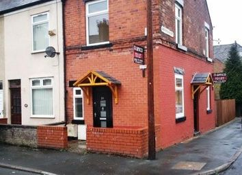 Thumbnail 2 bedroom flat to rent in 38 Glebe Street, Offerton, Stockport, Cheshire