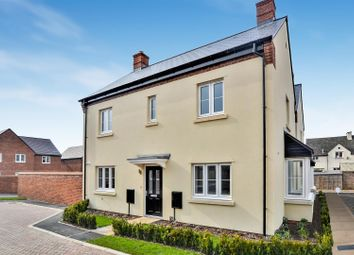 Thumbnail 3 bed detached house for sale in Heyford Park, Camp Road, Upper Heyford, Bicester