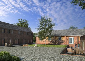 Thumbnail 5 bed semi-detached house for sale in Coole Barns, Coole Lane, Nantwich, Cheshire