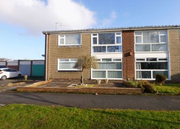 Thumbnail 2 bedroom flat for sale in Glenhurst Drive, Chapel Park, Newcastle Upon Tyne