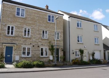 Thumbnail 4 bed semi-detached house for sale in Slipps Close, Frome