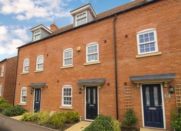 Thumbnail 4 bed town house for sale in Saxon Way, Great Denham