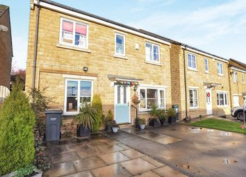 Thumbnail 3 bed detached house for sale in Agincourt Drive, Bingley