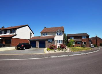 Thumbnail 4 bed detached house for sale in The Downs, Portishead, Bristol