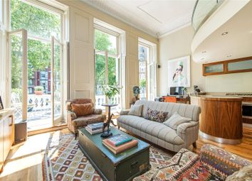Thumbnail 2 bed flat for sale in Emperor's Gate, London