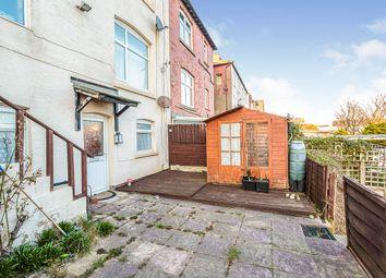 1 bed flat for sale in Cavendish Road, Bispham, Blackpool, Lancashire FY2
