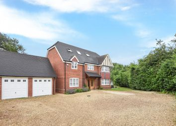 Thumbnail 6 bed detached house for sale in The Street, Mortimer Common