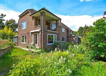 Thumbnail 4 bedroom detached house for sale in Crowhurst Lane, West Kingsdown, Sevenoaks, Kent