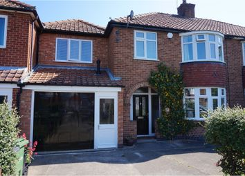 Thumbnail 4 bed semi-detached house to rent in Lycett Road, York