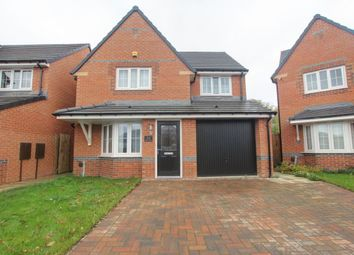 Thumbnail 3 bed detached house for sale in Ropery Road, Gateshead