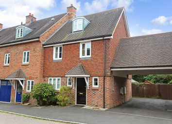 Thumbnail 3 bed town house for sale in Gunners Mews, Bishops Waltham, Southampton