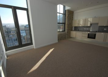 Thumbnail 2 bed flat for sale in Victoria Street, Glossop