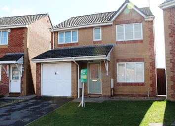 Thumbnail 4 bedroom detached house for sale in Hind Close, Pengham Green, Cardiff