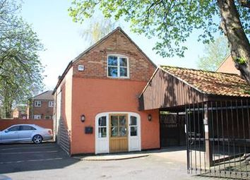 Thumbnail Office to let in The Stables, Rear Of Brooklyn House, Brook Street, Shepshed, Leicestershire