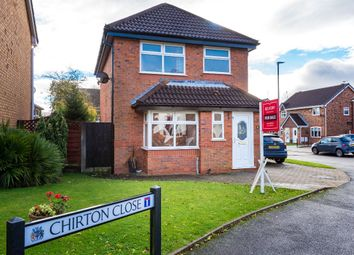Thumbnail 3 bed detached house for sale in Chirton Close, Haydock, St. Helens