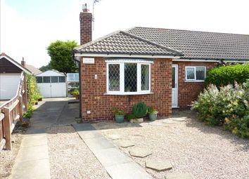 Thumbnail 1 bed semi-detached bungalow for sale in Grosvenor Court, Cleethorpes