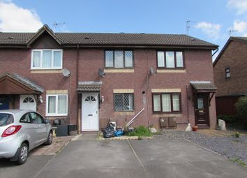 Thumbnail 2 bed terraced house for sale in Heol Bryncwtyn, Pencoed, Bridgend.