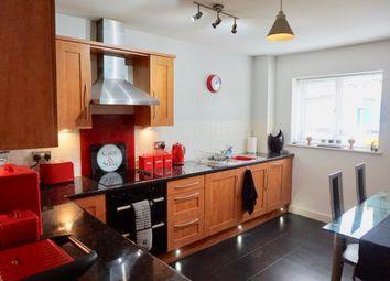 Thumbnail 2 bed flat for sale in Wood Street, Menai Bridge