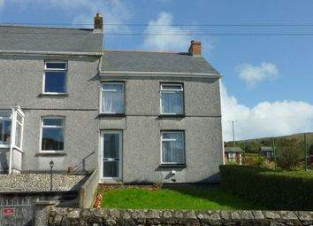 Thumbnail 3 bed property to rent in Chapel Road, Foxhole, St. Austell