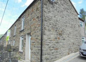 Thumbnail 2 bed end terrace house to rent in Blaenogwr Terrace, Nantymoel, Bridgend