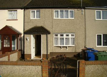 Thumbnail 3 bed terraced house for sale in Feenan Highway, Tilbury
