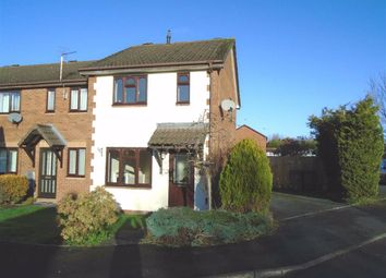 Thumbnail 2 bedroom semi-detached house to rent in 11, Eaton Fields, Oswestry, Shropshire