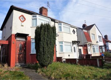 Thumbnail 2 bed semi-detached house for sale in Wood Lane, Liverpool