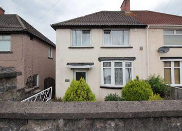 3 bed semi-detached house for sale in Malpas Road, Malpas, Newport NP20